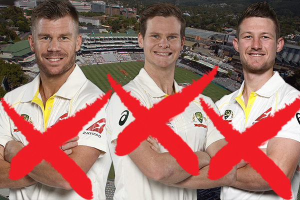 Article image for Players sent home, key figure remains in South Africa