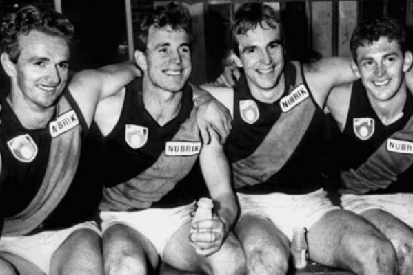 Article image for Special tribute to famous footy family fighting MND