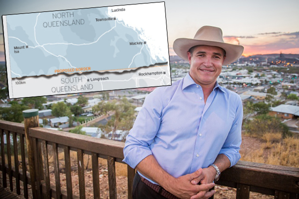 Article image for Renewed push for Queensland to be split into two states