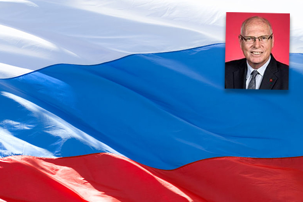 Article image for Senator Molan on Russia action: 'We've got to do it'