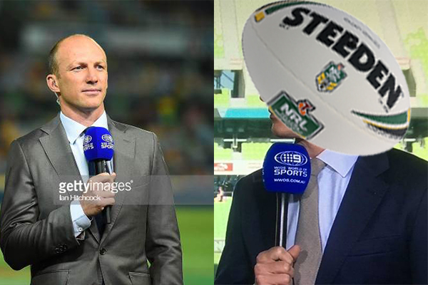 Article image for Is Darren Lockyer's hair the greatest comeback in Rugby League history?