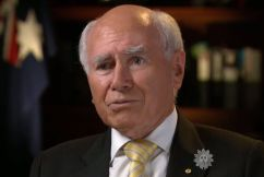 Concern John Howard's gun laws could be watered down