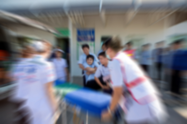 Article image for Assaults on ambos increase 700 percent