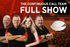 Continuous Call Team: Full Show Podcast 21st April 2018
