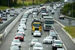 Who's going to give way on the M1 funding?