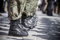 'Gender diversity gone nuts', women granted ADF medal two years before male soldiers