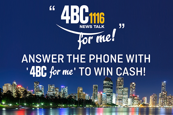 Article image for Listener wins BIG with '4BC For Me'