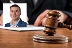 Disgraced Ipswich Mayor being called on to resign after alleged bail breach