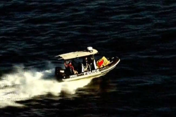 Article image for Gold Coast boat rescue