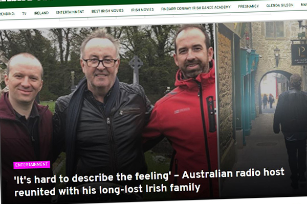 Article image for Chris Smith makes global headlines