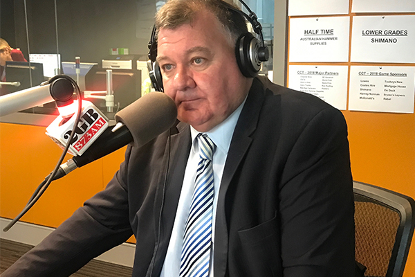 Article image for Liberal MP Craig Kelly says he has PM's support in fight for his seat