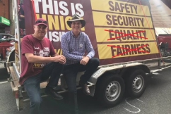 Qld Minister embarrassed on knowledge of controversial land clearing laws