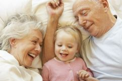 Should grandparents be paid to look after their grandchildren?