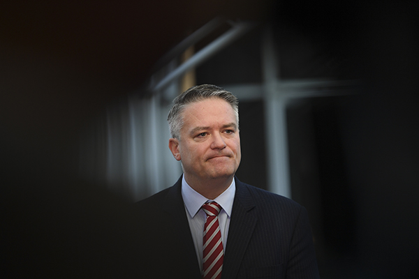 Article image for Mathias Cormann: 'I was bitterly disappointed with the development'
