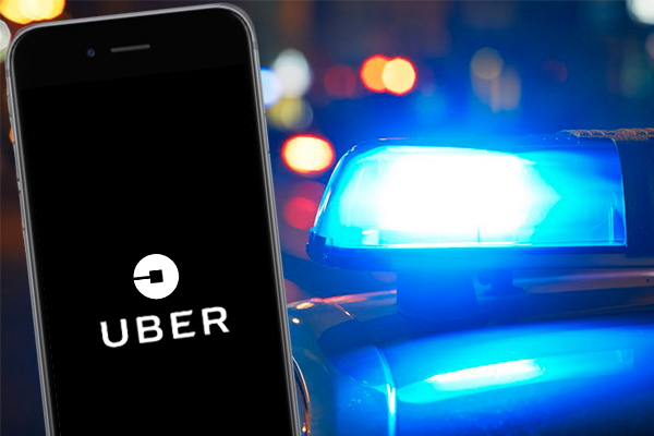 Article image for Uber driver charged