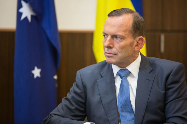 Article image for Tony Abbott: AGL decision a 'strike against the national interest'