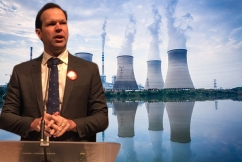 Resources Minister demanding answers from Turnbull's anti-coal architect