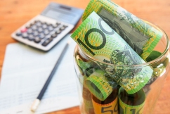 Highest earners almost completely supporting the bottom 60 per cent
