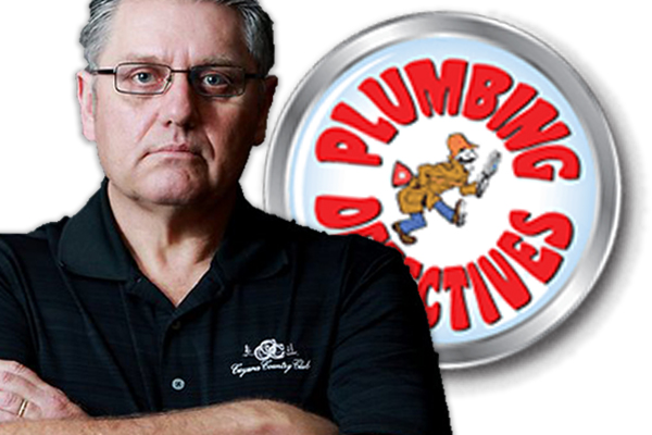 Article image for Shonky plumbers demand apology or they'll sue… Ray responds