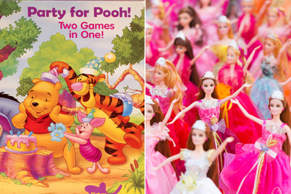 Article image for Winnie the Pooh and Barbie dolls could be banned under new gender guidelines