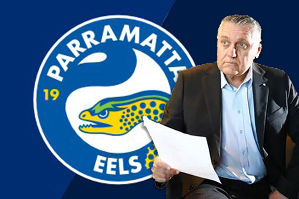 Article image for Ray Hadley: 'I know when a club's in crisis and Parramatta's in crisis'