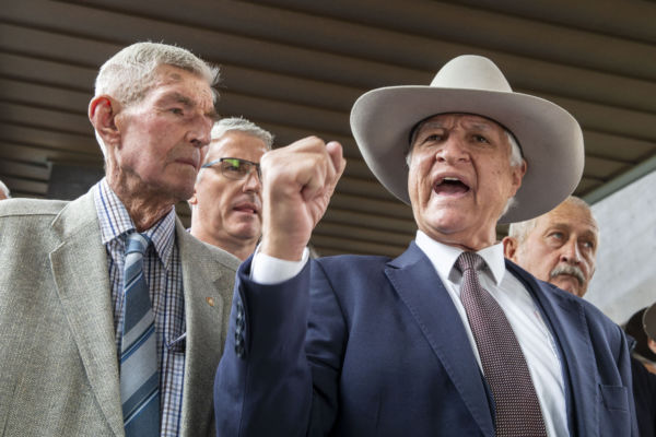 Article image for Bob Katter: 'The government yarded us and the banks butchered us'