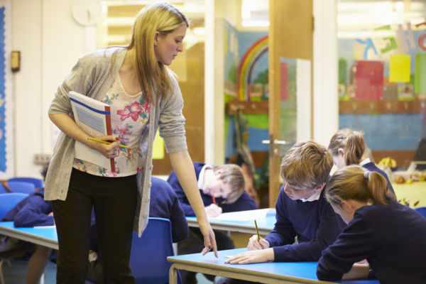 Article image for Apparently we can't use the word 'teacher' anymore