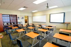New classrooms to cope with student tsunami