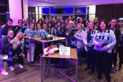 Ray Hadley Girls' Night Out