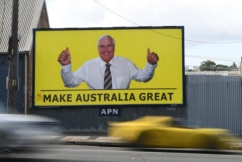 The political resurrection of Clive Palmer
