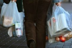 """Calls to Fine Woolworths for """"Free"""" Reusable Plastic Bags"""