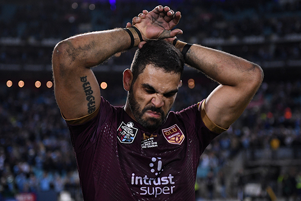 Article image for Queensland Maroons go down in controversial loss