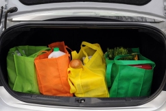 Woolies CEO says bag ban is 'not going to make money for us'