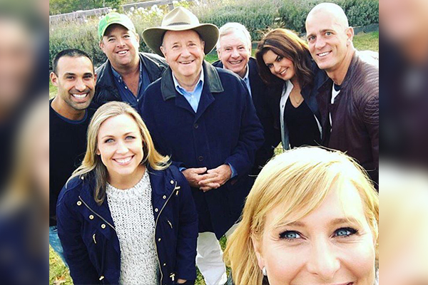 Article image for Beloved presenters welcome Aussies into their homes for milestone episode