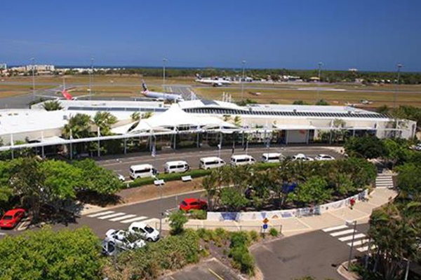Article image for Four Queensland airports on list of 'most unreliable'