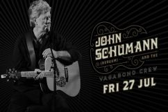 John Schumann still going strong after 35 years