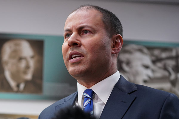 Article image for Energy Minister adamant coal-fired power must remain part of Australia's energy mix
