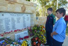RSL brings military history alive in Qld classrooms