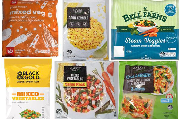 Article image for Frozen veggies recalled after possible listeria outbreak