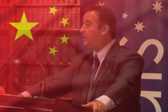 'Is he kidding?': Labor MP says China needs greater control of global media
