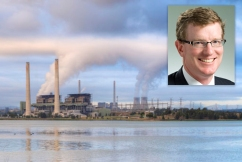 Nationals backbencher insists leader is 'taking the ball up' despite silence on energy policy
