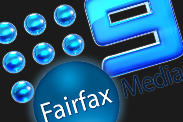 Article image for Nine Network and Fairfax Media to merge in $4-billion deal