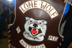 Violent bikie finally jailed for choking girlfriend after escaping on bail