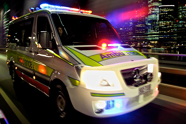 Article image for Passenger saves colleague who suffered heart attack while driving on Gold Coast