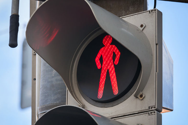 Article image for Brisbane City Council moves to halt jaywalkers with surveillance cameras