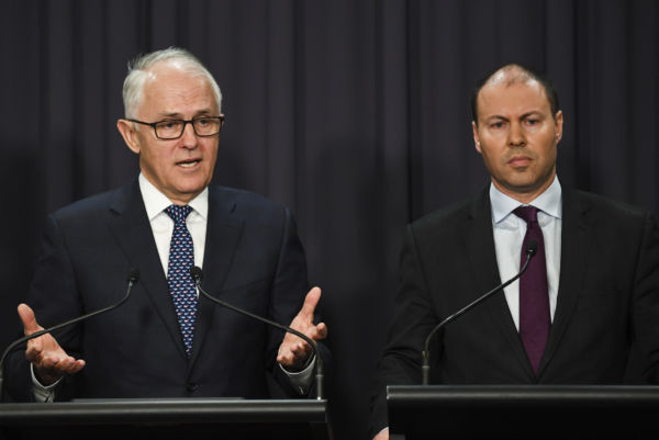 Article image for 'He will lead us': Energy Minister backs Prime Minister despite spill chaos