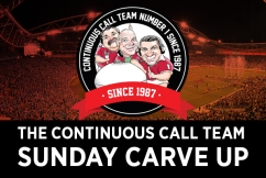 The Sunday Carve Up – March 22nd, 2020