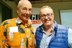 Dr Karl: 'We've got tobecome a space-going race to survive'
