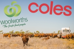 Supermarket giants hurting dairy farmers more than the drought
