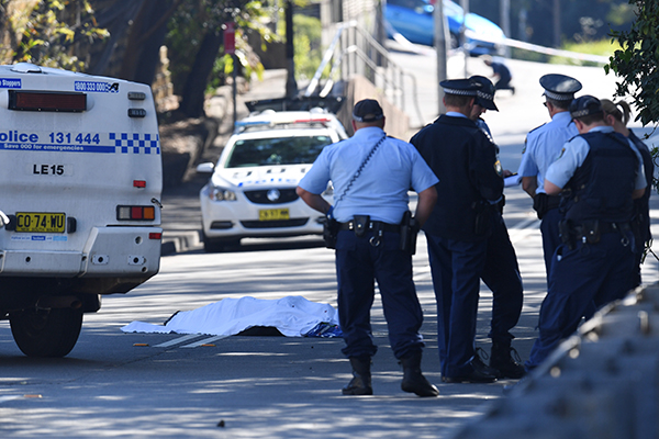 Article image for Man and woman charged over Sydney Samurai sword murder